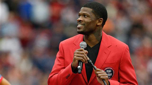 Andre Johnson Support