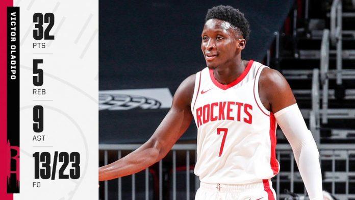 Victor Oladipo Rockets