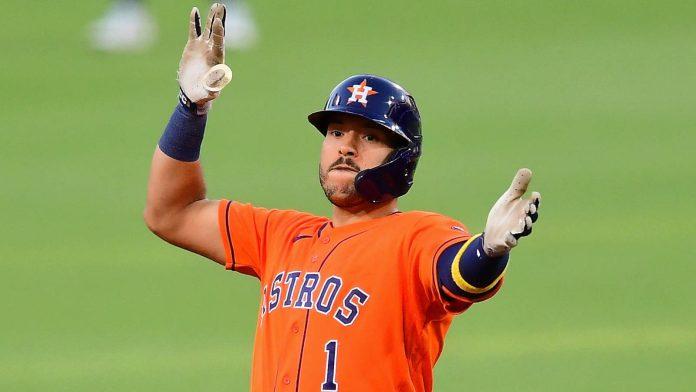 Carlos Correa Astros