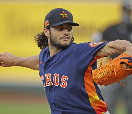 houston astros lance mccullers